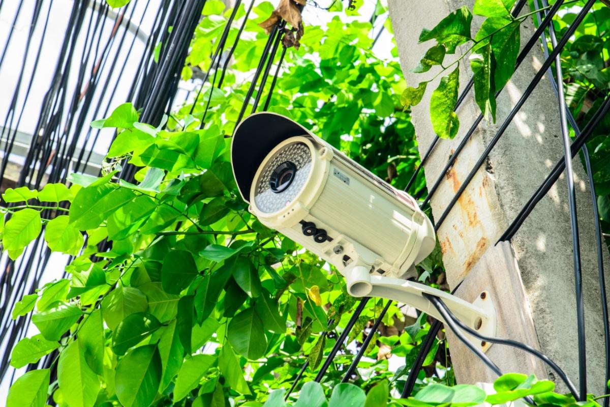 camera exterieure